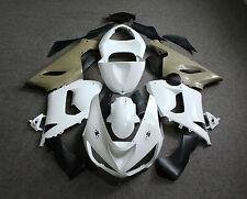 High Quality ABS Plastic Bodywork Fairing Fit KAWASAKI Ninja ZX6R/636 2005 2006