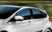 2012-2017 FOCUS Vent Shades Window Deflectors Genuine FORD Accessory