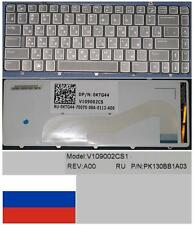 Qwerty Keyboard Russian DELL Alienware M11x R2 R3 0KTG44 V109002CS1 PK130BB1A03