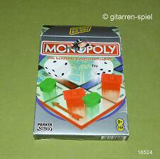 Monopoly Games to go compatto fisso piano di gioco PARKER euro MATTONCINI TOP!