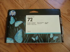 10/2017! HP-72 Photo Black (C9370A) 130ml Genuine HP ink cartridge. NEW!UNOPENED