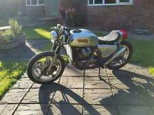 FANTASTIC 1978 HONDA CX500 CAFE RACER. UK BIKE, LOW MILES, EASY PROJECT