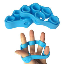 1PC Finger Stretcher Silicone Hand Grip Strength Wrist Exercise Trainer
