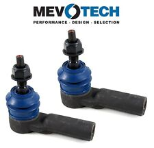 Dodge Ram 1500 06-10 Pair Set of 2 Front Outer Tie Rod Ends Mevotech MES80574
