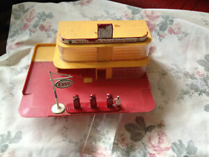 vintage,MATCHBOX,GARAGE,sales and service station