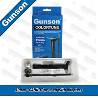 Gunson Colortune 12mm Kit for mixture Motorbikes & some Cars w/ 12mm Spark Plugs