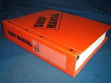 DAEWOO MEGA 300-V WHEEL LOADER SERVICE SHOP REPAIR MANUAL BOOK
