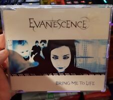 Evanescence - Bring Me To Life - MUSIC CD SINGLE- FREE POST *