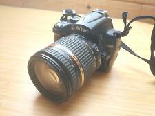Nikon D5000 12,3MP DSLR Kamera + Tamron AF 18-270mm F/3.5-6.3 Di II VC Objektiv