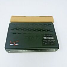 VERIZON D-Link DSL WIRED/WIRELESS MODEM MODEL DSL-2750B, OPEN BOX