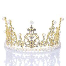 Diadèmes et bandeaux de mariée couronnes jaunes sans marque