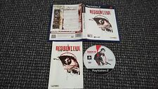 Sony PS2/Playstation 2 Resident Evil Dead Aim Tested And Working (B1)