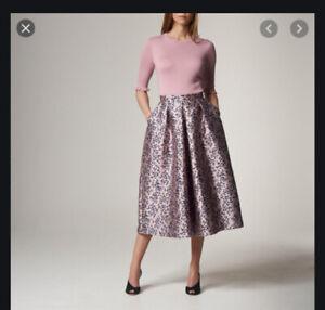 lk bennett Lilith Skirt 14 New £250 Has Fraying Inside