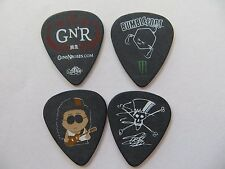 2 Guns N' Roses  Guitar PIcks Slash & Bumblefoot Appetite for Destruction gnr