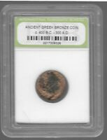 Rare Old Ancient Roman BC-AD Greek Empire Era Greece Collection Coin LOT/US:69