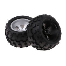 1/18 Scale RC Crawler Accs Rubber Tire Tyre Wheel Rim for WLtoys A979 A979-A