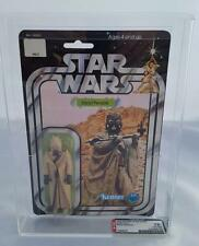 VINTAGE KENNER 20 BACK A SAND PEOPLE 3 INCH ACTION FIGURE AFA 75 (C75 B85 F85)