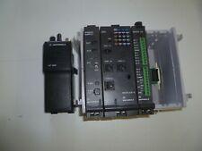 Motorola MOSCAD-L RTU PLC VHF w HT1000 Radio & I/O Power Supply y323