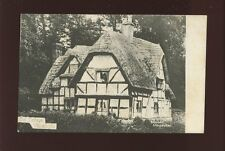 Gloucestershire Glos WHITMINSTER Old Cottage  pre1919 PPC spotting
