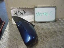 VAUXHALL VECTRA C SRI 2.2 03 NS PASSENGER FRONT ELECTRIC DOOR WING MIRROR Z2BU