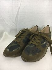 G.I.L.I. Lace up Camo Sneakers Janna Size 6.5M Willow Women Shoes Free Shipping!