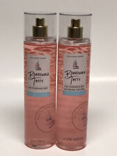 x2 Bath & Body Works Boardwalk Taffy Fine Fragrance Mist