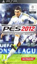 Pro Evolution Soccer PES 2012 (Calcio) Sony PSP it Import Konami