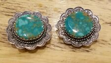 Joan Slifka Turquoise Earrings