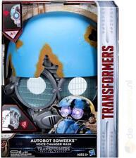 Hasbro Transformers Autobot Sqweeks Knight Maske Movie Kindermaske Spielzeug