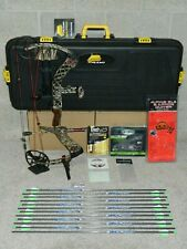 "Loaded LEFT Hand Mathews Creed XS Bow Package- 28.5"" Draw Length- 50 to 60 lb"