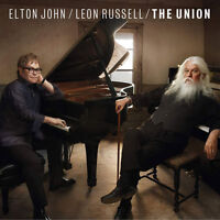 ELTON JOHN / LEON RUSSELL The Union 2010 14-track CD NEW/UNPLAYED