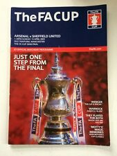 Arsenal v Sheffield United 2002-03 (FA Cup semi-final) + TICKET