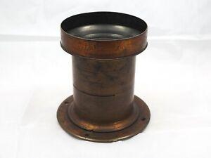 Voigtlander & Sohn Braunschweig Euryscop IV No.4 Brass Lens №30194 RARE