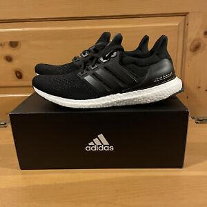 Adidas Men's UltraBoost 1.0 LTD AQ5561 Retro Black Reflective Shoes Size 10