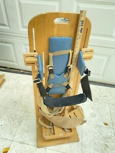 TherAdapt Supine Stander Pediatric TA-SS-100 Early Intervention standing frame
