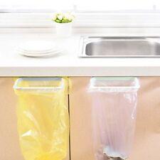 Bracket Garbage Trash Bag Kitchen Rack Towel Rack Garbage Bag Holder Portable
