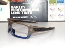 Oakley Turbine Navy Mist Blue w/ Gunmetal Oakley Icons SKU# 9263-5263 Brand New