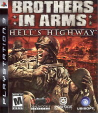 Brothers in Arms: Hell's Highway (Sony PlayStation 3, 2008) - Completed