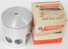 NOS Genuine Yamaha 1973-1974 MX250 MX250A 1972 DT2MX Piston Standard STD OEM NEW