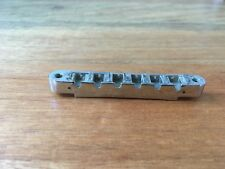 60s-70s Vintage Gibson Patent Number Tuneomatic Abr1 style Bridge