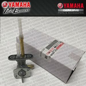 NEW YAMAHA RAPTOR 660 YFM 660R OEM FUEL VALVE SHUT OFF PETCOCK 5LP-24500-01-00