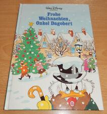 Walt Disney - Frohe Weihnachten, Onkel Dagobert, Bilderbuch Horizont Verlag