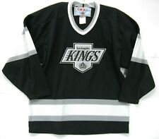 Men's Vintage Los Angeles Kings CCM Sewn Hockey Jersey Large L