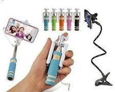 Universal Flexible Long Arm Mobile Phone Holder Stand And pocket Selfie Stick