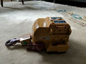 Battle Beasts Wood Beetle Vehicle Playset