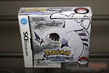 Pokemon: SoulSilver Version (Nintendo DS, 2010) FACTORY SEALED! - ULTRA RARE!