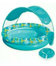 Swim School Sunshade Pool with Canopy and Carry Bag Level 1 2+ Years