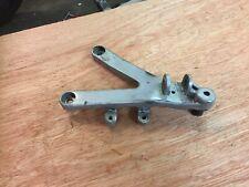 Honda NSR 125  Foot peg & Rear Brake lever mounting  JC22 fox eye