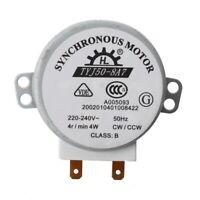 mini motore sincrono per forni a minionde AC 220-240V 4W 4RPM B3I2