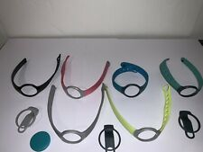 Misfit Flash Teal Color Fitness & Sleep Tracker w/ 3 Clips & 6 Bands